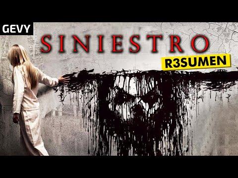 Siniestro ( Sinister )  La Saga Completa En 10 minutos