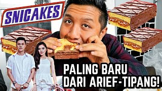 Video PALING BARU!! CAKEKINIAN SNICAKES KUE NYA ARIEF MUHAMMAD & TIPANG MP3, 3GP, MP4, WEBM, AVI, FLV November 2018