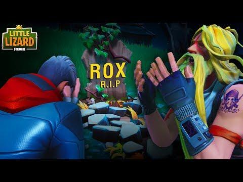 WHO KILLED ROX? *NEW SEASON 9 FORTNITE SHORT*
