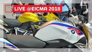 BMW R 1250 R e R 1250 RS | EICMA 2018