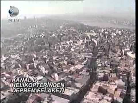 Marmara Depremi 17.08.1999 deprem