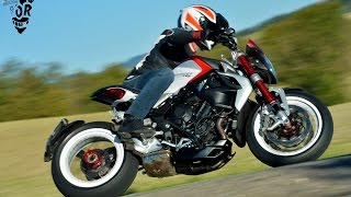 10. 2015 MV Agusta Brutale 800 Dragster RR full review