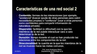 Umh4313 2012-13 Lección 007 Tema 4 Apoyo Social Y Salud