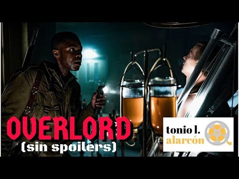 Crítica   Review   Opinión OVERLORD (2018) - SIN SPOILERS