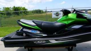 2. Review: 2013 Kawasaki JetSki Ultra 300X with 300 Horsepower