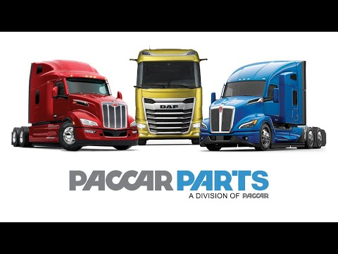 Learn About PACCAR Parts
