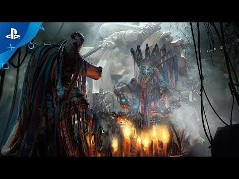 Horizon Zero Dawn: The Frozen Wilds - Banuk Behind the Scenes Trailer | PS4