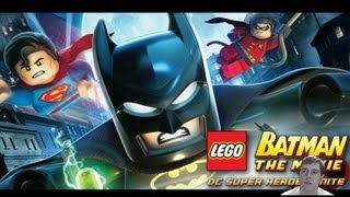 Nonton Lego Batman  The Movie   Dc Superheroes Unite 2013   Video Review Film Subtitle Indonesia Streaming Movie Download