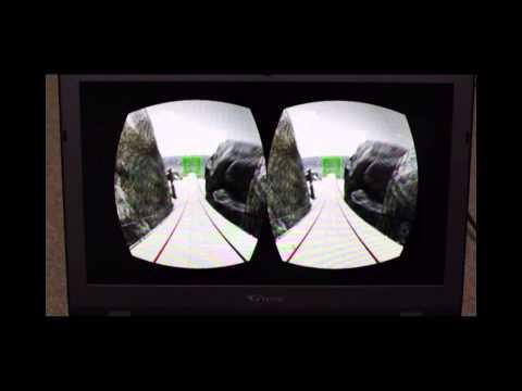 VR Ski Jump