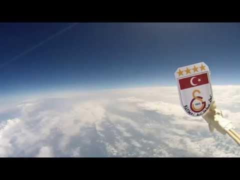 Galatasaray'ın 4. Yıldızını Uzaya Gönderdiler