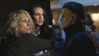 Video Halloween 2018 Ending - The End Of Michael Myers? Or The End Of Laurie Strode? MP3, 3GP, MP4, WEBM, AVI, FLV Juli 2018