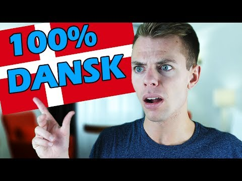 HVIS VI KUN SNAKKEDE DANSK (100% dansk)