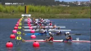 2015 Montemor o Velho K2 200m M U23 World Canoe Sprint Championships