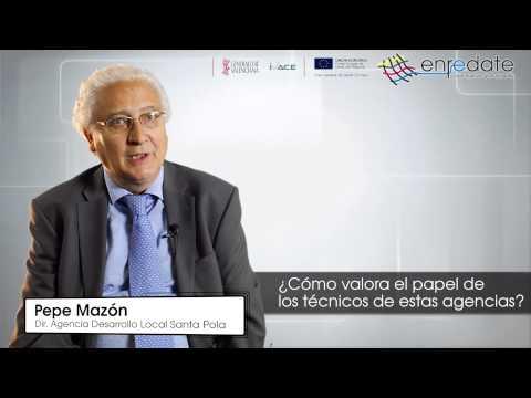 José Mazón en #EnredateElx 2015