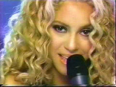 Shakira Pepsi Commercial