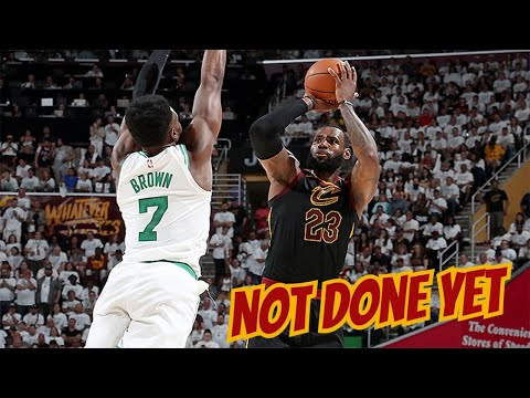 Cavs Force Game 7 | Cleveland Cavaliers vs Boston Celtics Full Game Highlights | Game 6 (видео)