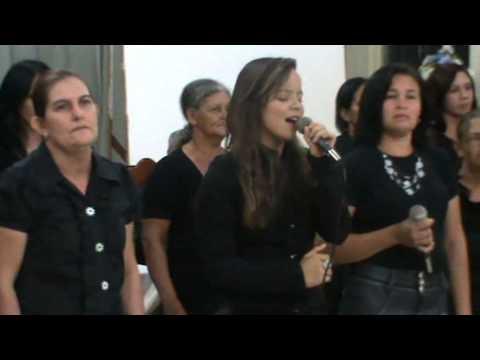 CORAL DA IGREJA BATISTA DE ANAPU EM PACAJA-PA