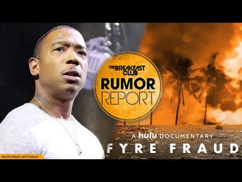 Ja Rule Reacts To Fyre Festival Documentaries