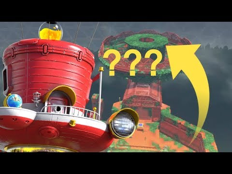 Wooded Kingdom's IMPOSSIBLE Secret in Mario Odyssey? (видео)