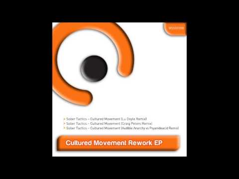 Sober Tactics - Cultured Movement (Craig Peters Remix) WSSD0008