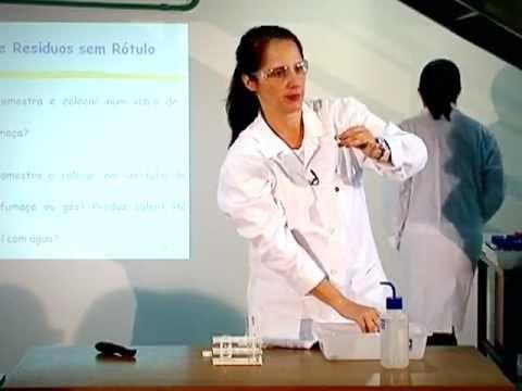 Orientação técnica: rotulagem e identificação de resíduos químicos: parte 1