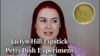 Video Jaclyn Hill Lipstick | Testing For Mold and Bacteria MP3, 3GP, MP4, WEBM, AVI, FLV September 2019