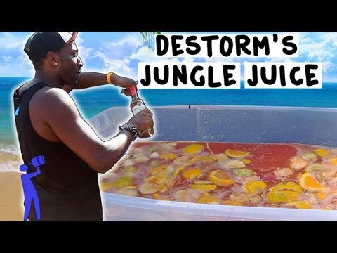 How To Make Destorm's Jungle Juice! - Tipsy Bartender