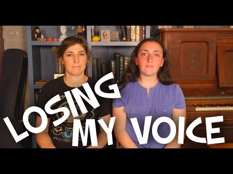 Losing My Voice