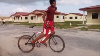 Anywhere Anytime (bike drifting)