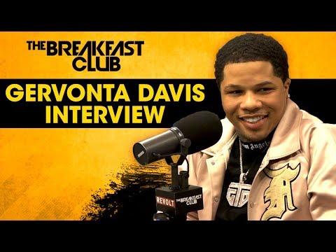 Gervonta Davis On Floyd Mayweather, Mike Tyson Mentality + His Next Fight