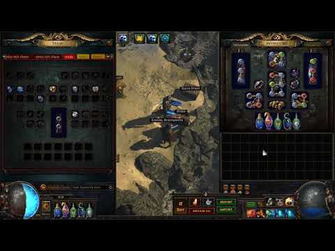Path of Exile BTB Ep 4: Local vs Global Modifiers (Spells and Attacks)