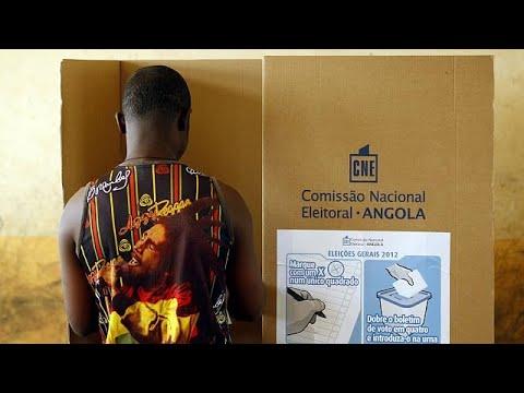Κρίσιμες και ιστορικές εκλογές στην Αγκόλα