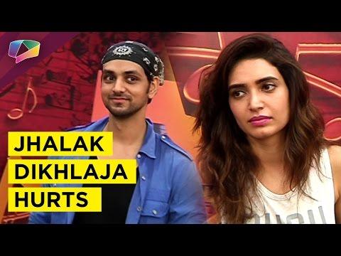 Stars hurt in Jhalak Dikhhla Jaa-9
