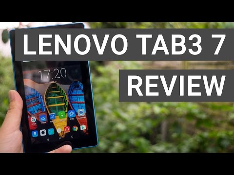 Lenovo Tab3 7 Essential Review: Best Cheap Tablet?