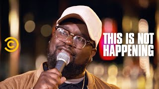 Lil Rel Howery - Milton on the Bongos - This Is Not Happening - Uncensored