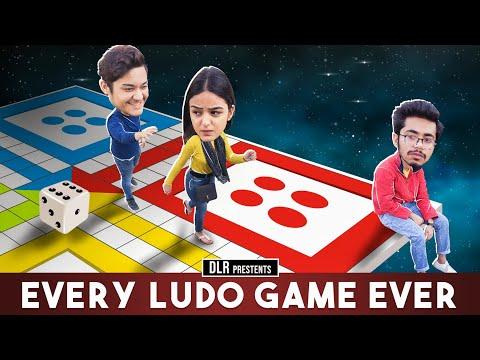 THE LUDO GAME     DLR   