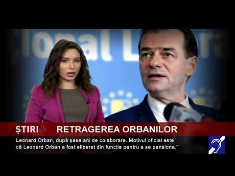 Retragerea orbanilor