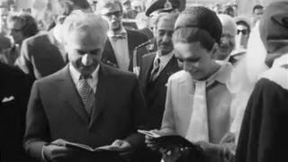 بازدید رسمی شاهنشاه و شهبانو از فنلاند 1970