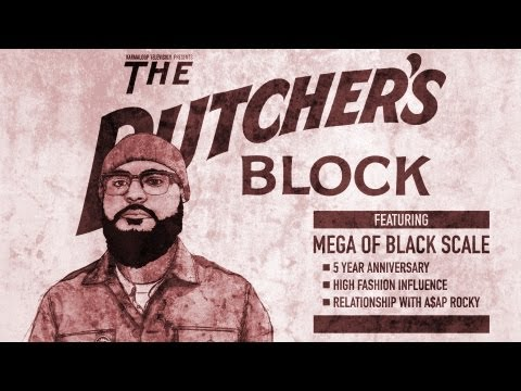 0 The Butchers Block   Mega of Black Scale | Video
