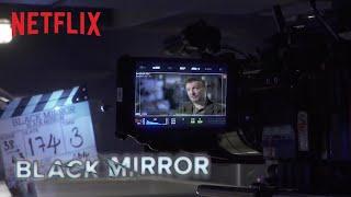 VIDEO: BLACK MIRROR – Season 4 Featurette