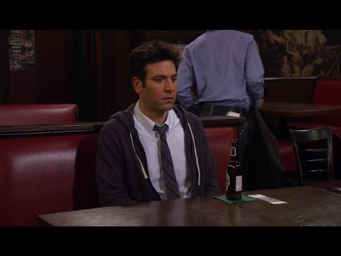 How I met your mother - Season 8 - The Time Travelers (Ted's imagination part)