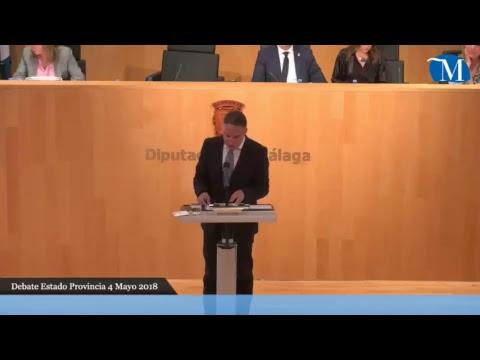 Pleno Extraordinario Debate del Estado de la Provincia