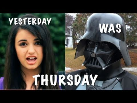 Rebecca Black - Friday (Chad Vader Official Parody)
