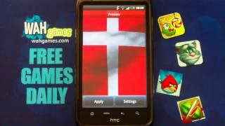 Denmark flag lwp Free YouTube video