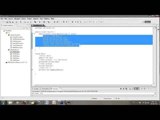 [Java cơ bản] Bài 25: Access modifiers
