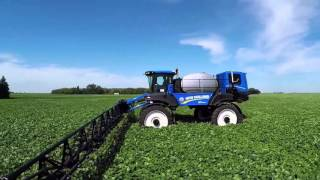 5. Guardian Front Boom Sprayers from New Holland: Never look back
