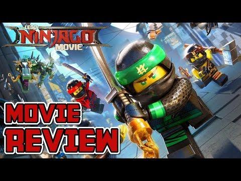 The LEGO Ninjago Movie - Movie Review (2017)