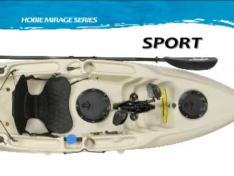 Hobie Mirage Sport Kayak Overview