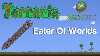 Terraria Xbox - Eater Of Worlds [26]