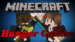 GIANT Minecraft Hunger Games w/ Mitch Game #94 - HILARIOUS HUNGER GAMES